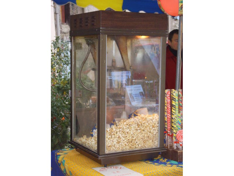 location de machine a pop corn